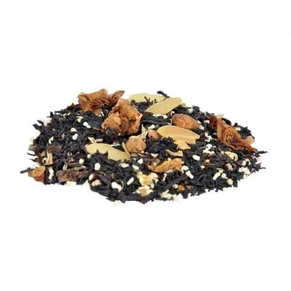 Creamy Vanilla Scented Black Tea