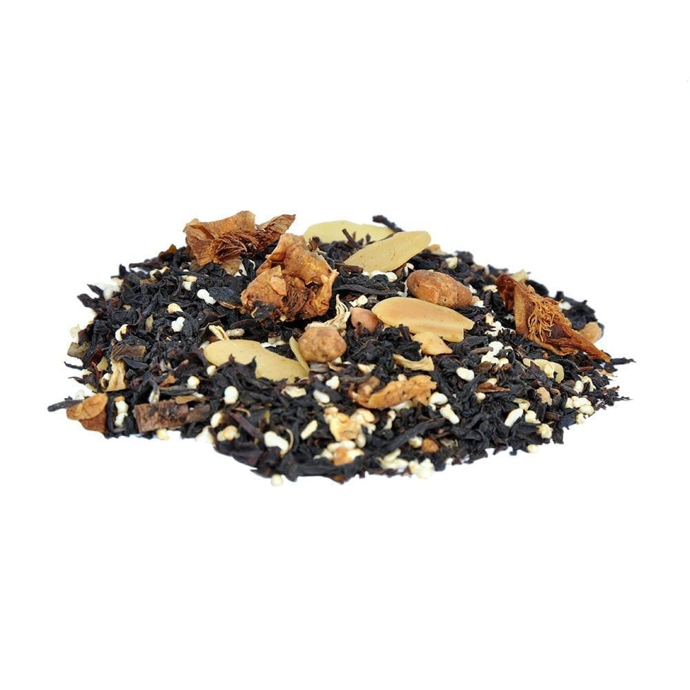 Creamy Vanilla Scented Black Tea