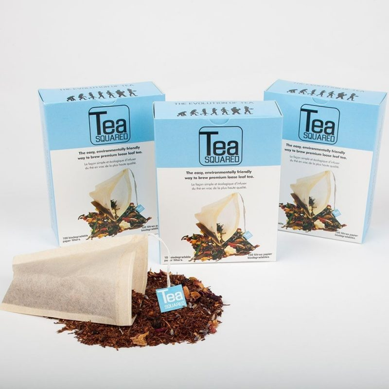 Natural Paper Loose Leaf Tea filters