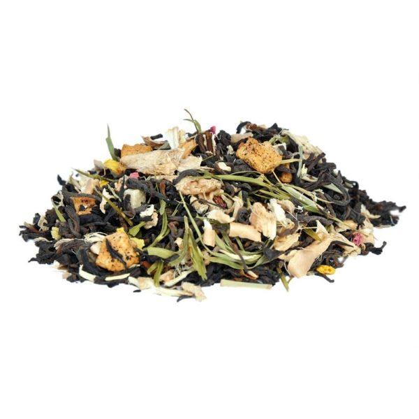 Ginger Lychee Mountain tea 1