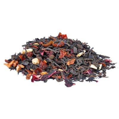 Grenadine - Orange Pu Erh