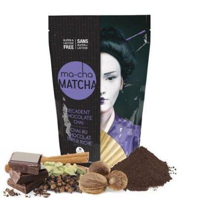 Decadent Chocolate Chai Matcha Latte Mix