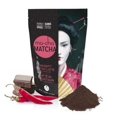 Naughty Coco Matcha Latte Mix
