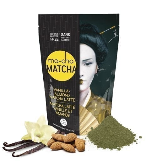 Vanilla Almond Matcha Latte Mix
