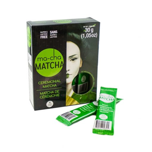 Matcha Green Tea Sticks