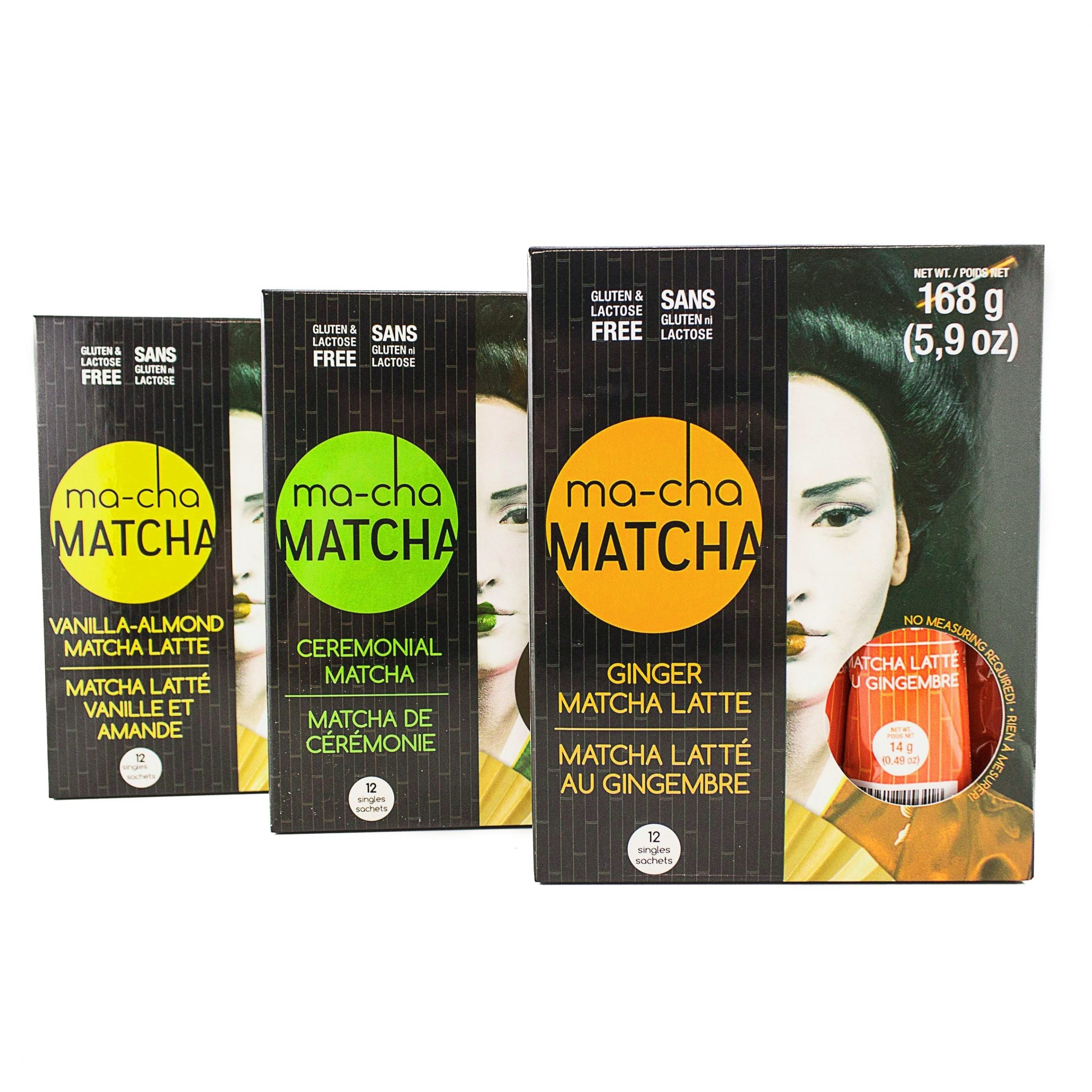 3pk Match Latte Sticks