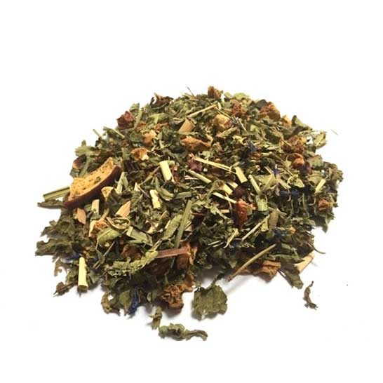 Citrus Relaxer Herbal Tea