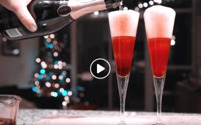(Video) Tea Royal Cocktail
