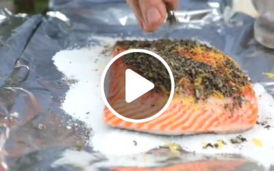 (Video) Cook with Tea! Gravlax