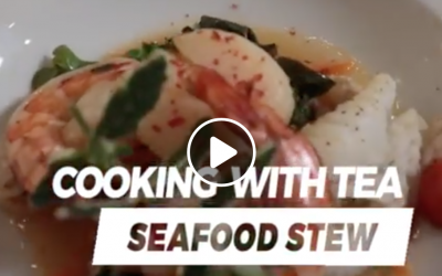 (Video) Cook with Tea! Seafood Stew