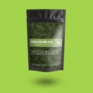 Ninja Oolong Spice Rub
