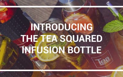 Introducing the Tea Squared Infusion Bottle