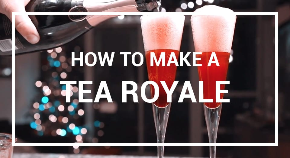 How to Make a Tea Royale Recipe